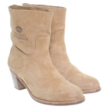 Other Designer Shabbies Amsterdam - ankle boots leather