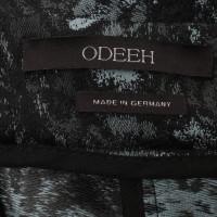 Odeeh Glockenrock in Blau/Grün