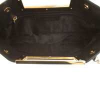 Michael Kors clutch in black