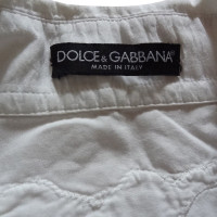 Dolce & Gabbana Embroidered blouse