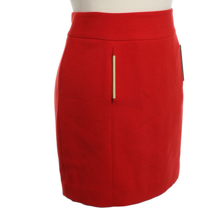 Michael Kors Mini skirt in red