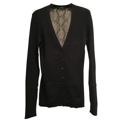 Gucci Cardigan with lace