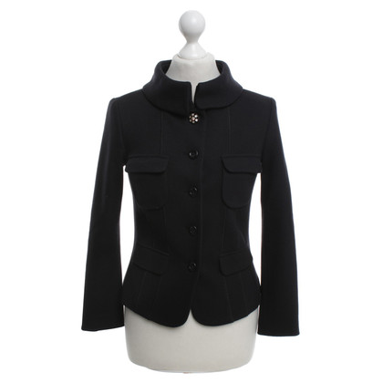 Marc Cain Black blazer with cashmere