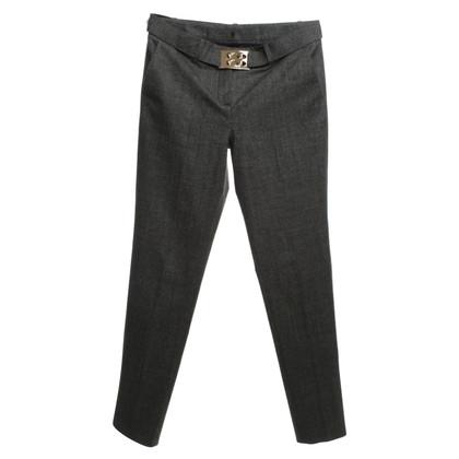 Fendi pantaloni screziato