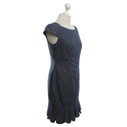 Laurèl Jean Dress in Blue