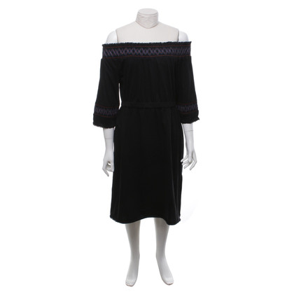 Whistles Off-shoulder dress in black
