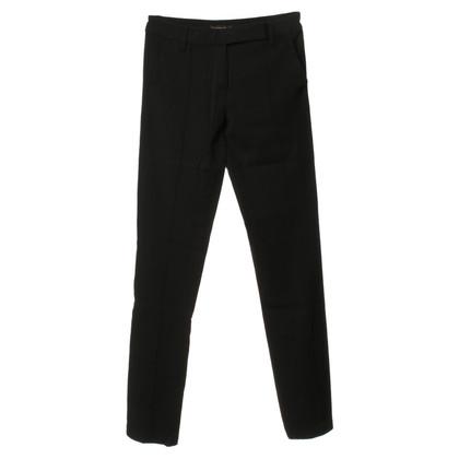 Plein Sud Klassieke broek in zwart