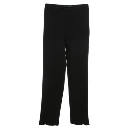 Gucci Black pants with zippers