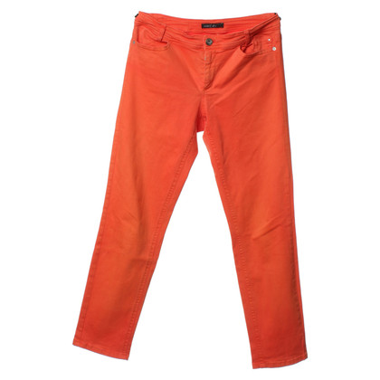 Marc Cain Pants in Orange