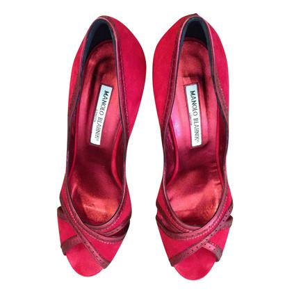 Manolo Blahnik grande High Heels