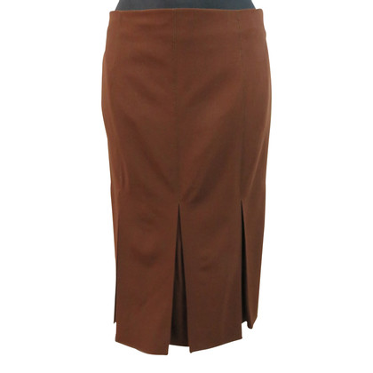 Hermès Pleated skirt