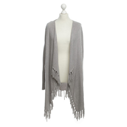 Bloom Cardigan with fringes