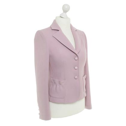 Armani Wool blazer in pink