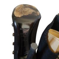 Balmain pumps in black