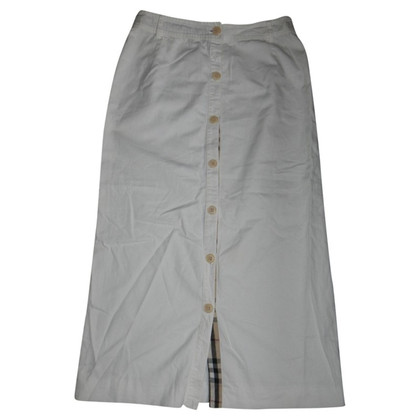 Burberry long skirt