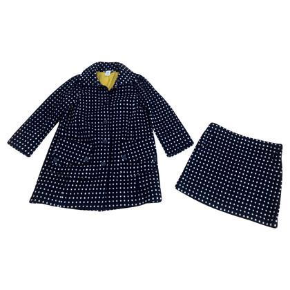 Diane von Furstenberg Coat & skirt