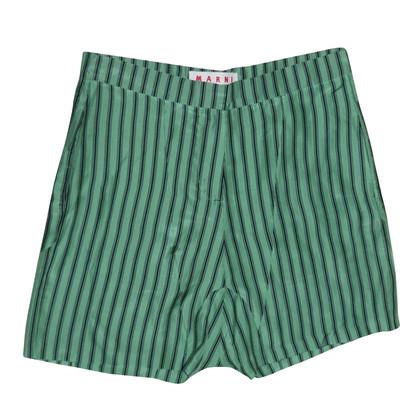 Marni silk shorts