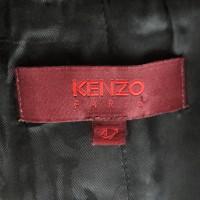 Kenzo Kenzo velvet blazer