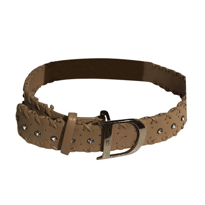 Christian Dior Calf Leather Belt