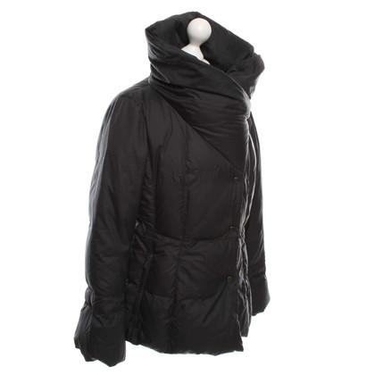 Armani Collezioni Down jacket in black