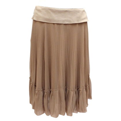 Akris pleated skirt