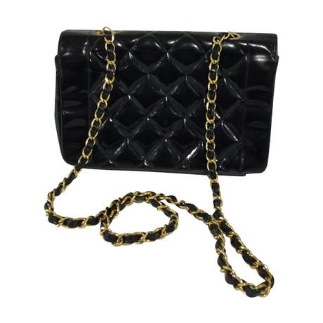 Chanel Flap Bag 2.55 Schwarz Billig Verkauf Besuch Neu Rabatt Schnelle Lieferung Die Günstigste Online Beeile Dich Ausgang Erhalten Authentisch 173AFfv7