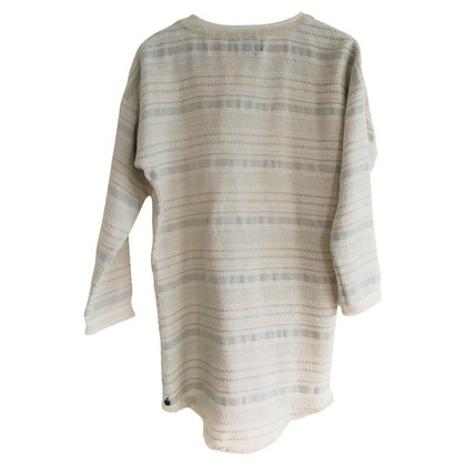 Maison Scotch Vest met strippen