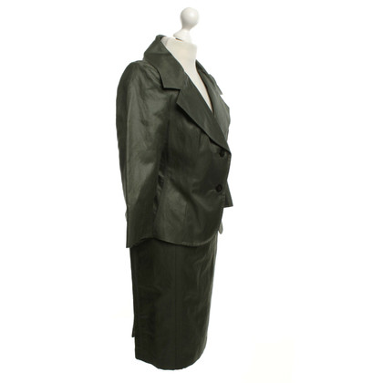 Max Mara Costume in green