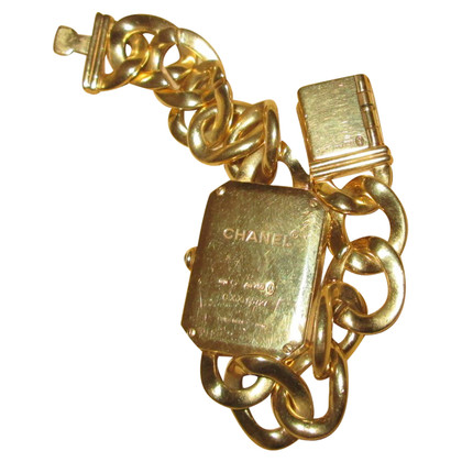Chanel Watch made of 18K gold