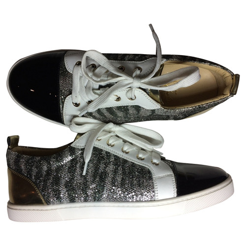 013bac38aad0 Christian Louboutin Sneakers - Second Hand Christian Louboutin ...