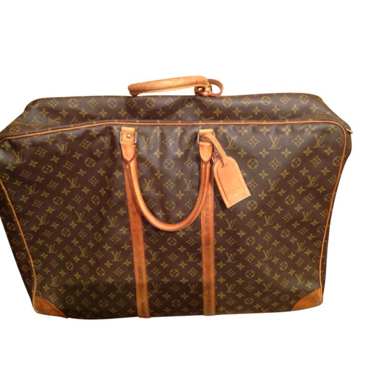 louis vuitton koffer second hand louis vuitton koffer gebraucht kaufen f r 650 00 13716. Black Bedroom Furniture Sets. Home Design Ideas