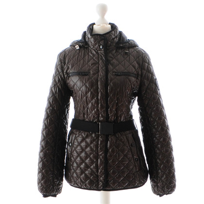 Mabrun Brown Quilted Jacket