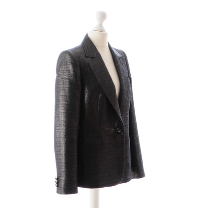 Etro Blazer in glanzende look