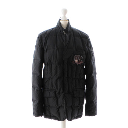 La Martina Extra long down jacket