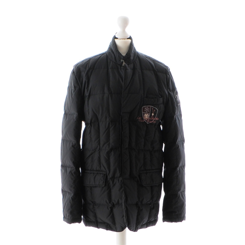 la martina extra long down jacket buy second hand la martina extra long down jacket for. Black Bedroom Furniture Sets. Home Design Ideas