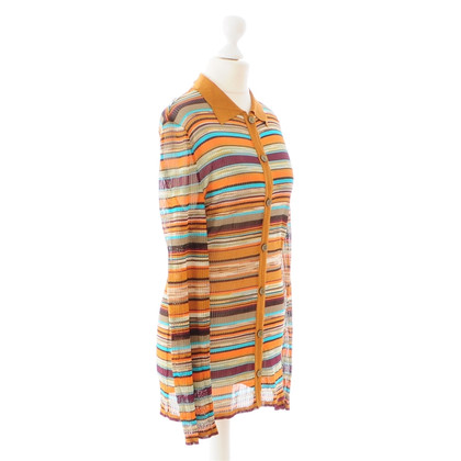 Missoni Colorful Cardigan blouse