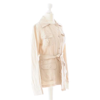 Donna Karan Linen jacket