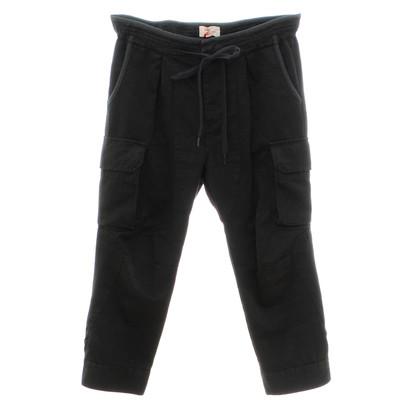 Isabel Marant Etoile Green cargo pants