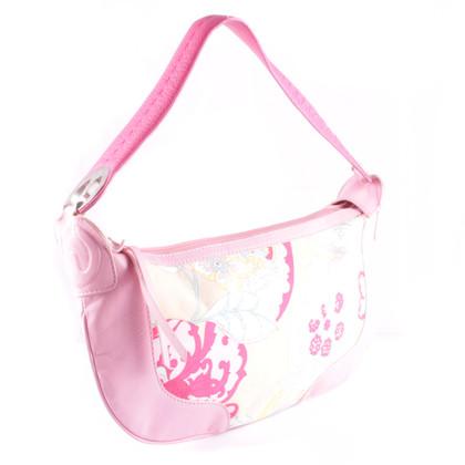 Escada Pink handbag with applications