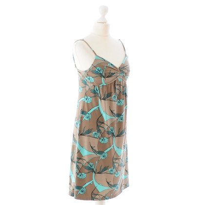 Donna Karan Patterned dress