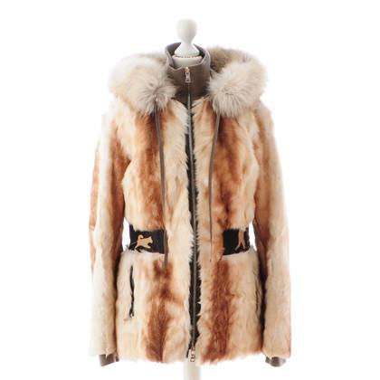 Prada Goat fur jacket