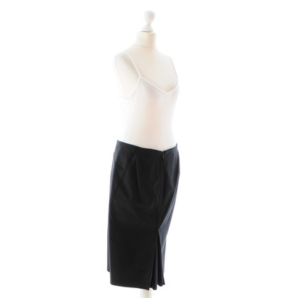 La Perla Black Pencilskirt