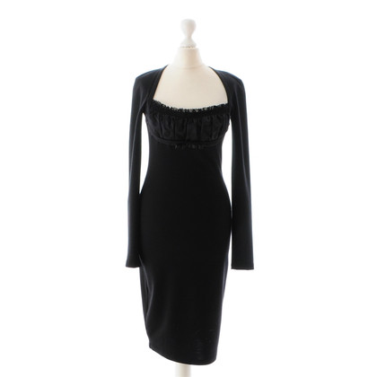 Dsquared2 Special neckline dress
