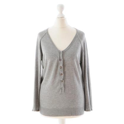 Schumacher Grey cashmere sweater