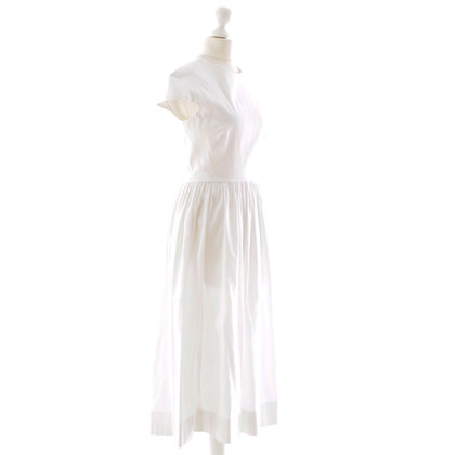 The Row White summer dress