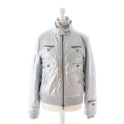 Fay Silver jacket