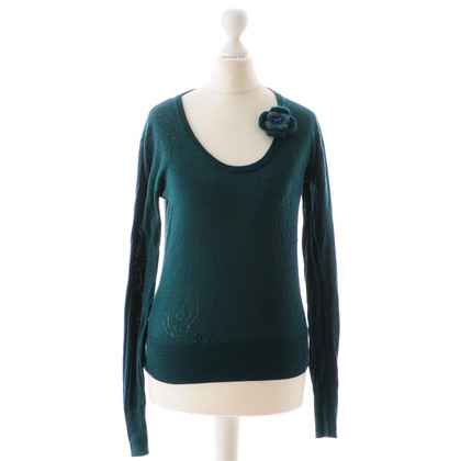 Bruuns Bazaar Green sweater