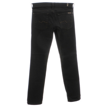 7 For All Mankind Brown jeans