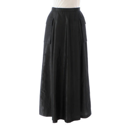 Other Designer Gray evening skirt by Georges Rech