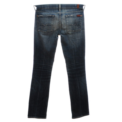 7 For All Mankind Straight leg - jeans